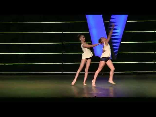 Alexa Vachon - Somber Farewell - Velocity Dance Convention - 2013 Contemporary Duo (Alexa and Amy)