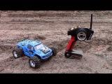 Машинки для детей игрушки. Мультик про Машинки - Monster Truck Развивающий мультфильм