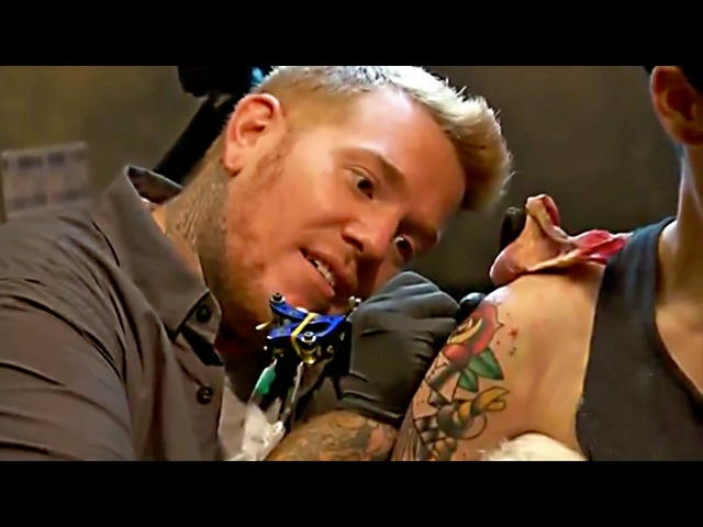 Tattooing. Tattoo Battle || Tattoo Titans || Season 1 Episode 5 [3/3]