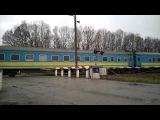 Между двумя железнодорожными переездами