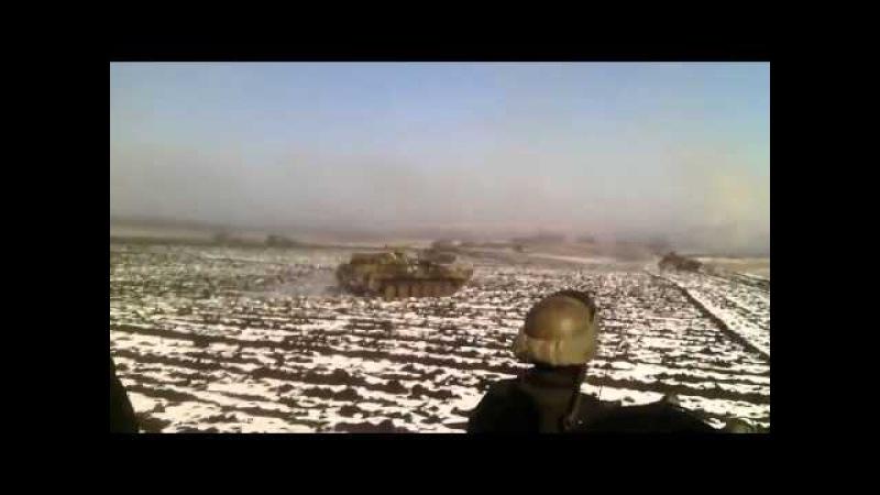 Прорыв колонны из ДебальцевоUAF back down Debaltsevo