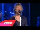 Bon Jovi It's My Life Live