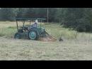 Самодельный трактор на солнечных батареях 2