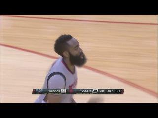 New Orleans Pelicans vs Houston Rockets - Highlights   March 2, 2016   NBA 2015-16 Season