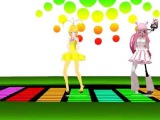MMD FNAFMangle and Toy Chica- Number 9