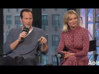 Kirsten Dunst and Patrick Wilson Discuss TV Series: FARGO (Aol BUILD Interview Dec 11th, 2015)