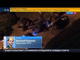 В Харькове украинские нацисты напали на иностранных студентов с битами и ножами
