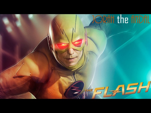 The Flash - Reverse-Flash Suite (Theme) First Edit