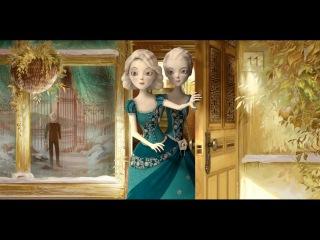 """Мультики Новинки 2015 : """" Вальс в Четыре Руки """" ( Музыкальные Мультфильмы ) HD"""