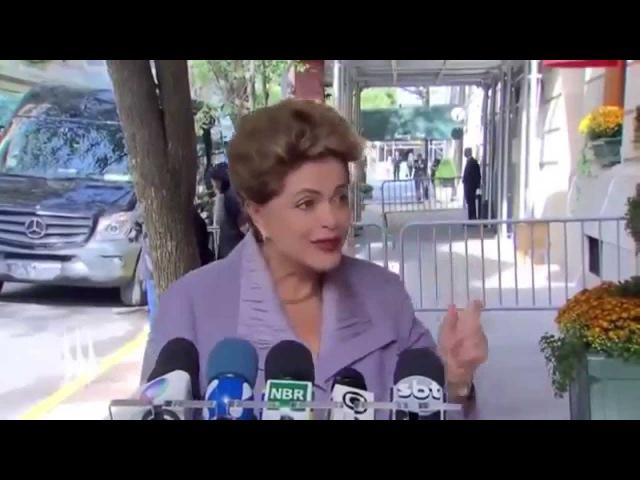 Pérolas da Dilma