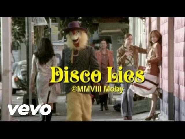 Moby - Disco Lies