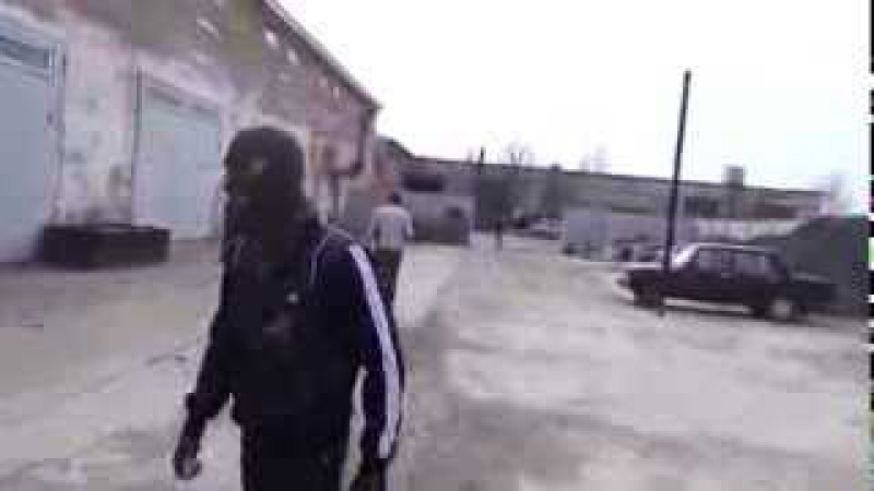 Украинские морпехи в Крыму вломили титушкам