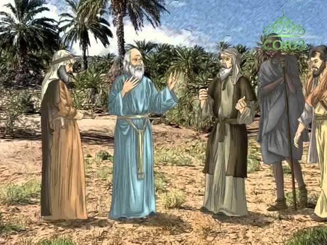 Мульткалендарь. 16 декабря. Пророк Софония