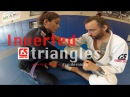 Inverted Triangle from Open Guard BJJAfter40