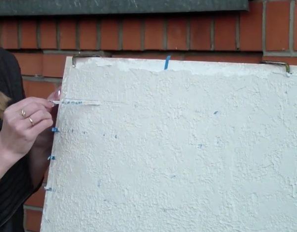 отделка стен под кирпич