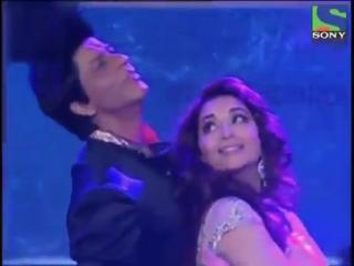 56 Filmfare Awards - Выступление Шахрукх Кхана и Мадхури Дикшит
