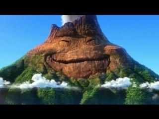 Песня из мультфильма Лава от Pixar (на английском)