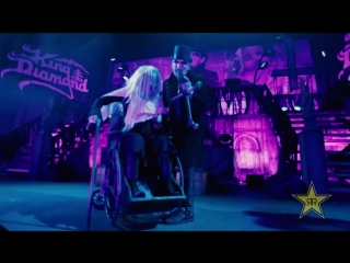 King Diamond - Welcome Home LIVE 2015 (OFFICIAL VIDEO) HD