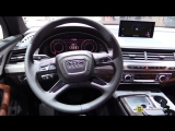 Audi Q7 TDI Quattro - Exterior and Interior Walkaround - Debut at 2015 Detroit Auto Show