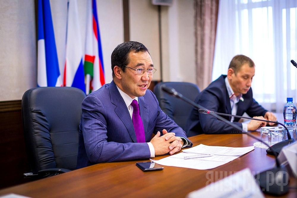 Айсен Николаев: «В первую очередь мы должны бороться против самозахватчиков»