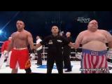 Mariusz Pudzianowski vs. Eric Butterbean Esch