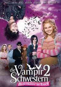 Las hermanas vampiresas (Die Vampirschwestern 2 - Fledermäuse im Bauch)
