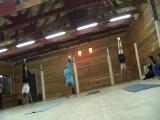 Фестиваль Акро-йоги на Алтае. Акроолимпик. Стойки на руках