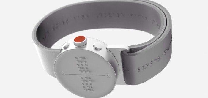Смарт-часы для слепых