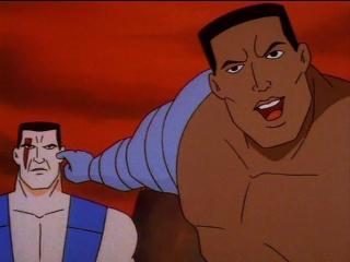 Смертельная Битва: Защитники Земли 1 серия из 13 / Mortal Kombat: Defenders of the Realm Episode 1 (1996)