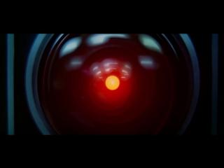 2001 год: Космическая одиссея   2001: A Space Odyssey (1968) I'm sorry, Dave. I'm afraid I can't do that.   HAL 9000