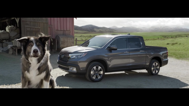 All-New Honda Ridgeline 2016 Big Game Commercial – A New Truck to Love