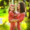 LikeMammy - дизайнерская одежда для мам и дочек