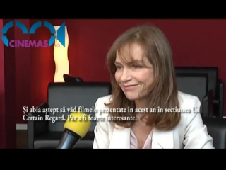 Изабель Юппер о «Моей маленькой принцессе», Румыния.