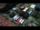 Походное снаряжение на осень и весну Backpacking Gear List