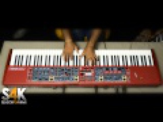 Roland Integra 7 & Nord Stage 2 88 performed by S4K Team ALEX Di Donna ( Space4Keys Keyboard Solo )