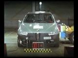 Alfa Romeo 147 Euro NCAP crash test