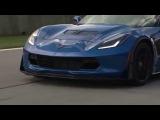 2015 Corvette Z06 on the track!