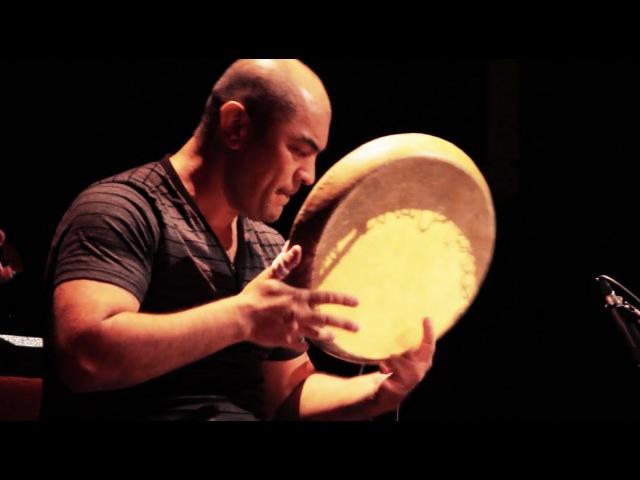 Дойра. Stereognosis LIVE:Percussion Solo by Abbos Kosimov