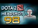 Dota 2 Headshot v98.0 (LootMarket)