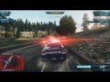 NFS Most Wanted 2012: Police Dodge Charger SRT8 Full Pro Mods | Most Wanted List #3 Veyron SS