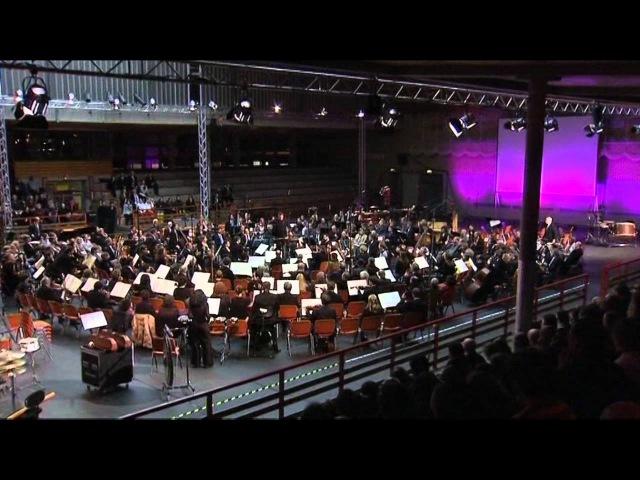 Iannis Xenakis Terretektorh für Orchester Cresc Biennale für Moderne Musik