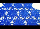 МК Красивый мотив крючком MK Beautiful crochet motif