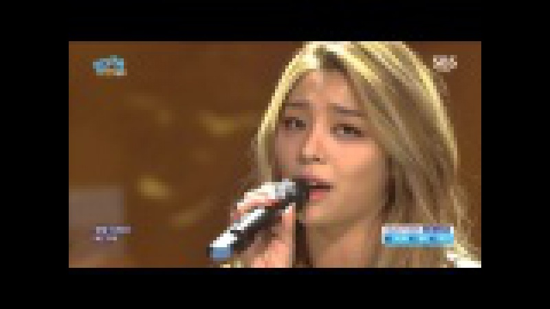 [Comeback Stage] 151004 Ailee (에일리) - How Can Someone Be Like This (사람이 왜 그래)_인기가요 Inkigayo [1080p]