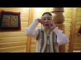 Звуки Царства вечной мерзлоты якутская девушка играет на хомусе  На Geely в Якутию