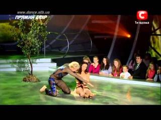Антон,Оля и Саша - Танцуют все 5 - 9-й эфир