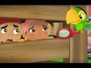 Джейк и пираты Нетландии Невидимый Джейк Кто славная птичка Серия 2 Сезон 3