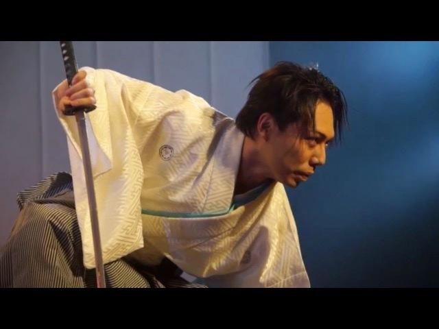 SHINNOSUKE, Samurai Sword Dance TABARUZAKA 藤原新乃介〜田原坂〜