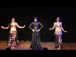 Paula & Tabla Dance Company: Boss Ala El Halawa. Bellydance República Dominicana.