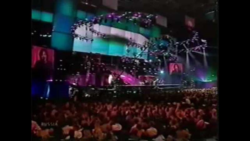 Евровидение 2001 Россия - Мумий Тролль - Lady Alpine Blue