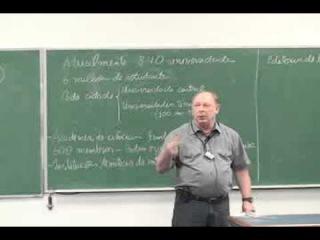 Educação e Pesquisa na Antiga União Soviética em Comparação com o Brasil